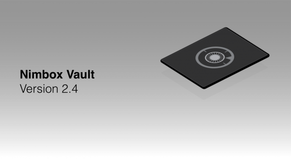 Nimbox Vault Version 2.4