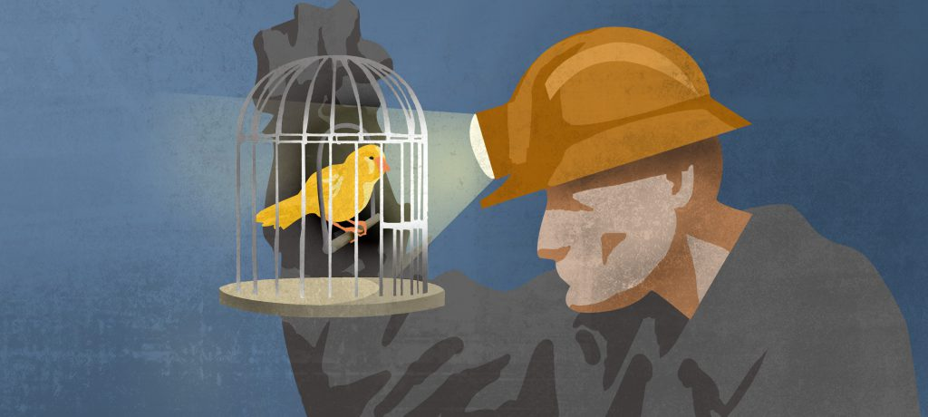 Draconian laws, and the importance of a Warrant Canary