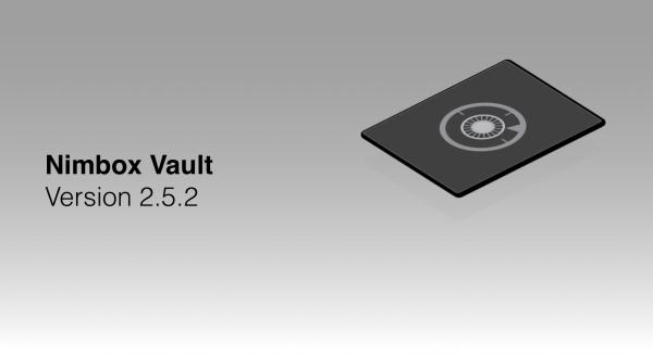 Nimboc Vault Version 2.5.2