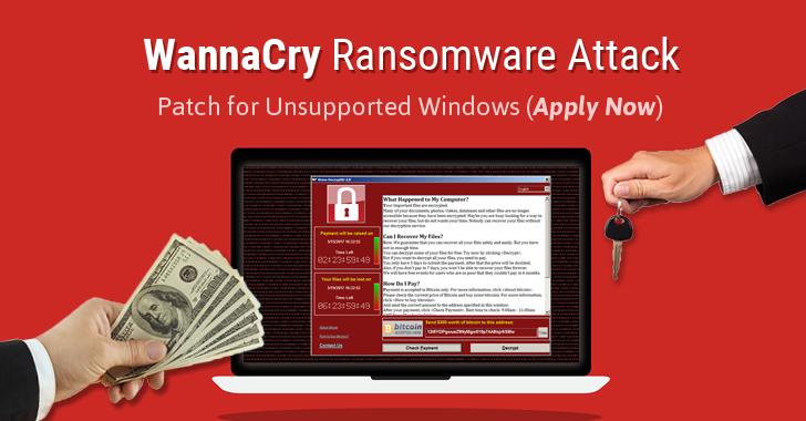 WannaCry attack updates