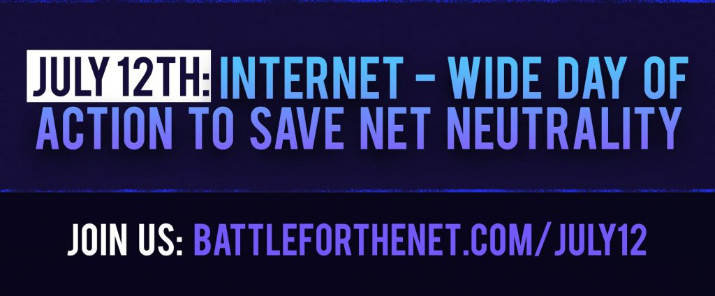 Net Neutrality: a day of action