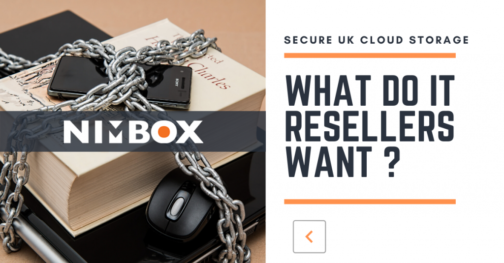 What IT resellers want – impressive margins, control and more
